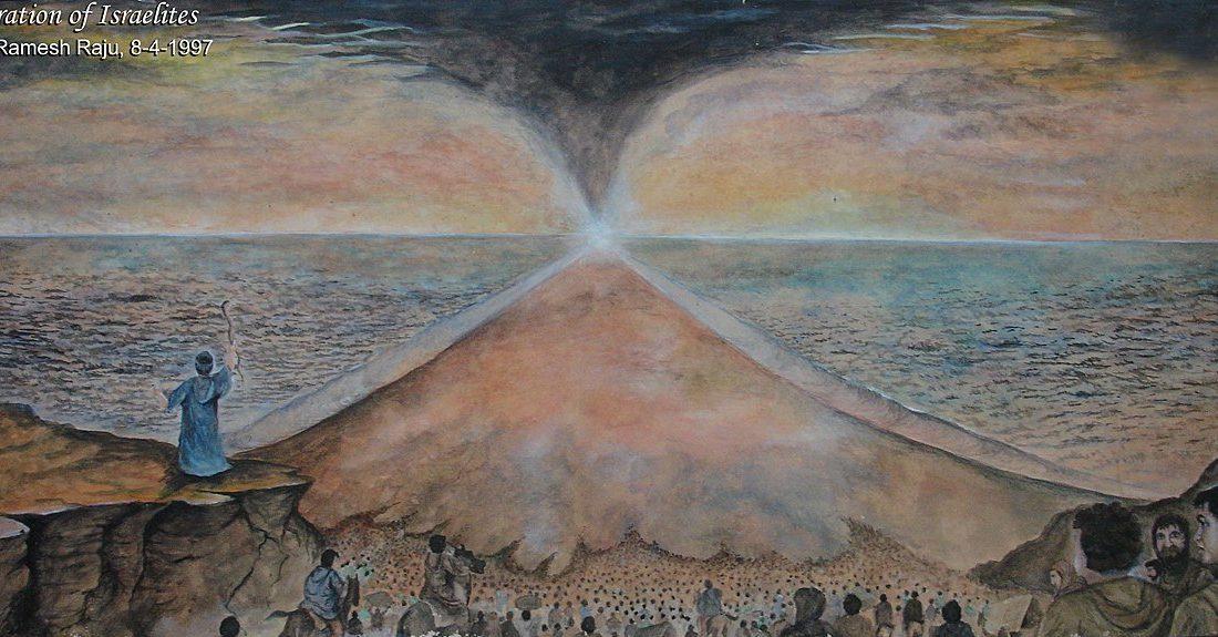 5 Minute Jesus: Jesus And The Exodus