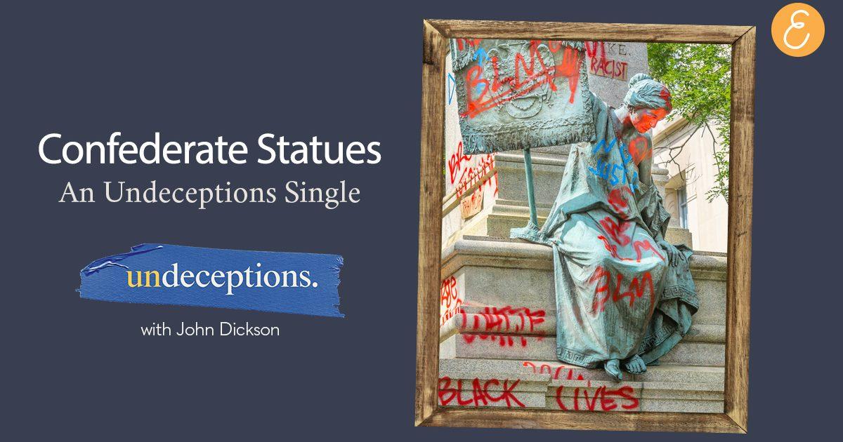 Confederate Statues Single