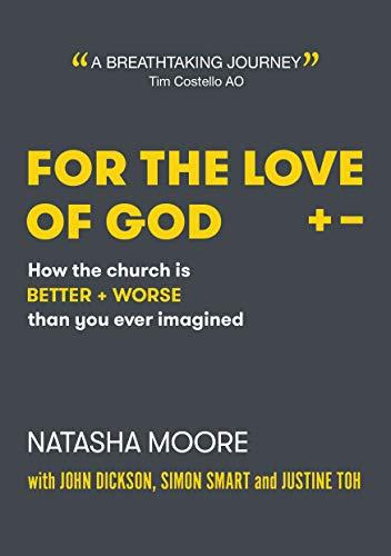 For the Love of God - Natasha Moore