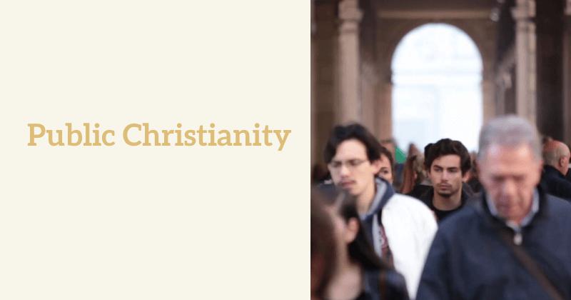 Public Christians