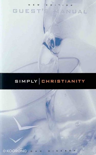 Simply Christianity – Guest's Manual
