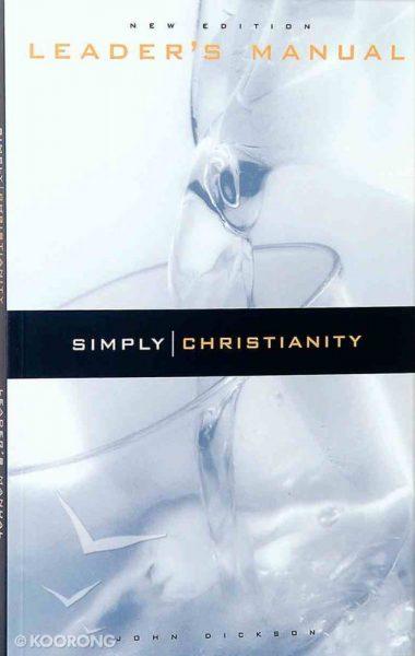 Simple Christianity – Leader Manual