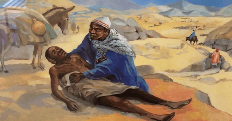 5 Minute Jesus: Radical Good Samaritan