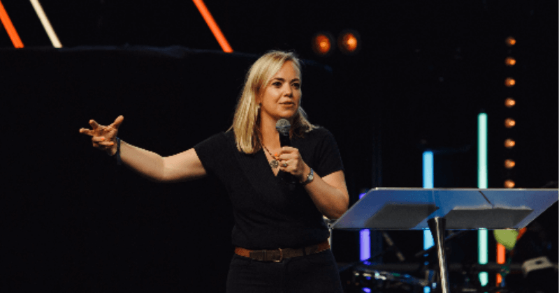 There's An Extraordinary Role For Women In Christianity