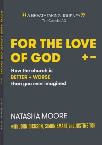 For the Love of God - Book by Natasha Moore